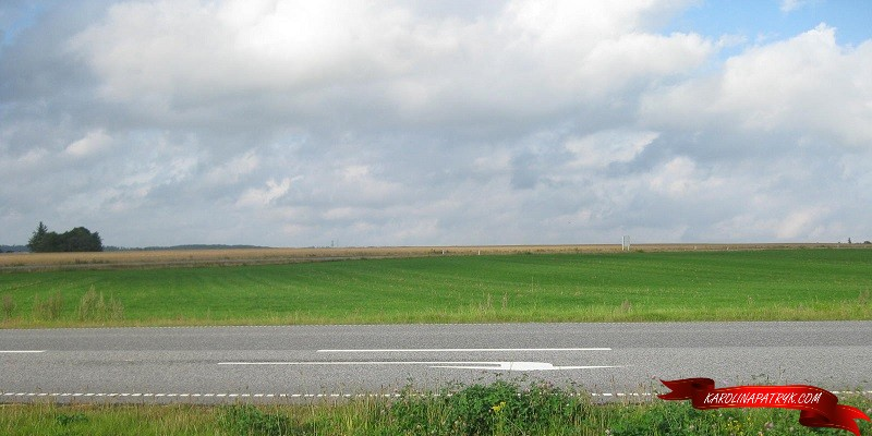 Countryside in Denmark