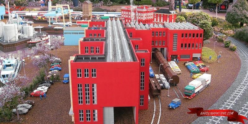 Lego in Billdung Legoland, Denmark