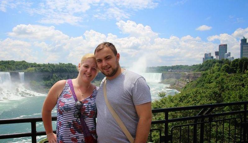 Niagara falls and us