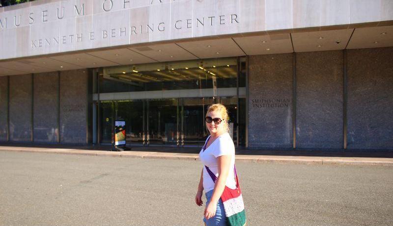 Visiting USA