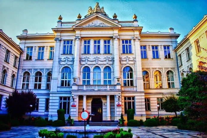 Piotrkow Trybunalski - a little forgotten but a beautiful city