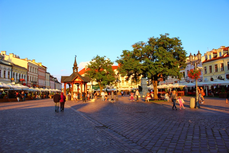 Rzeszow old town