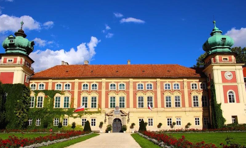 Lancut castle is one of the best places to visit in Subcarpathian Voivodeship Poland.