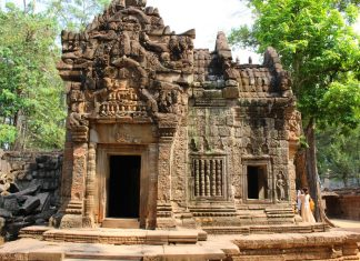 Siem Reap and Angkor Wat- food for thought