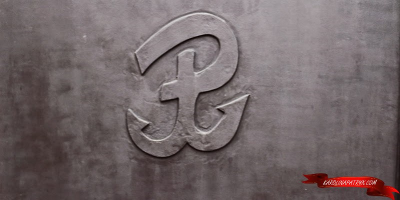Symbol of Warsaw Uprising