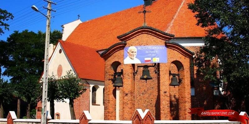 Old Polish church