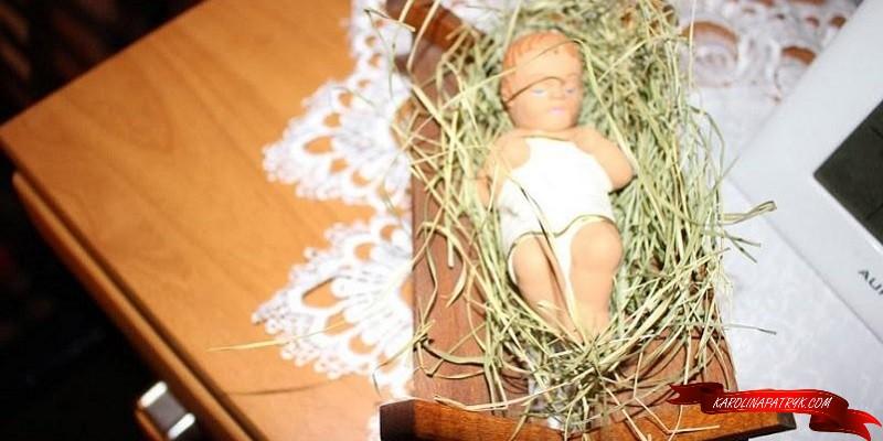 Christ nursery in Poland