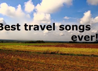 Best travel songs ever