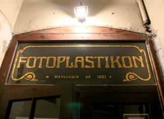 Fotoplastikon in Warsaw
