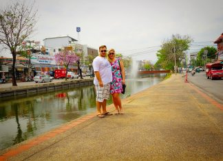 First impressions from Chiang Mai