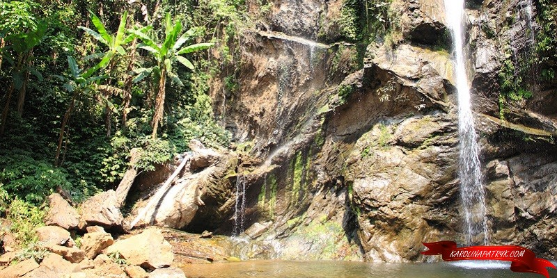 Mork Fa waterfall Chiang Mai