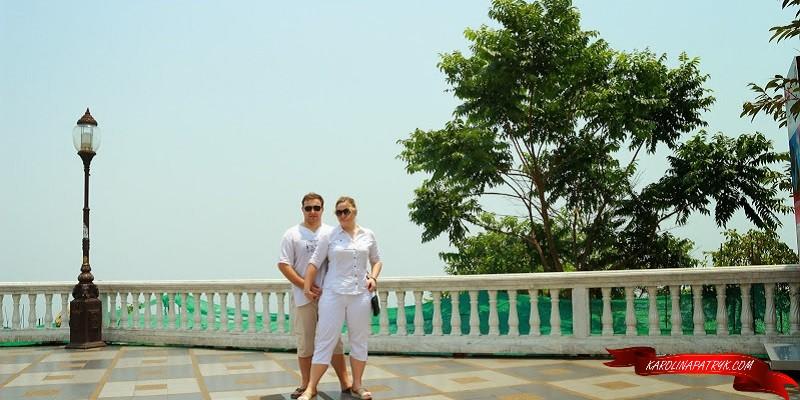 Karolina&Patryk in Doi Suthep temple