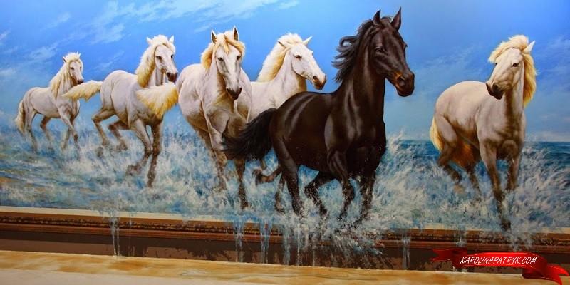 Horses in Art in Paradise Museum