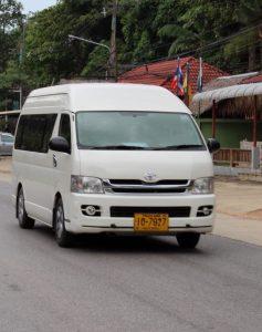 minibus chiang mai to pai