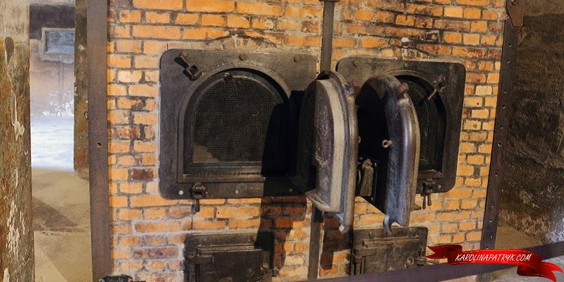 crematory furnace kl auschwitz birkenau nazi camp2