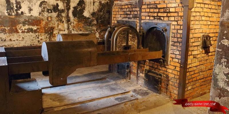 crematory furnace kl auschwitz birkenau nazi camp6