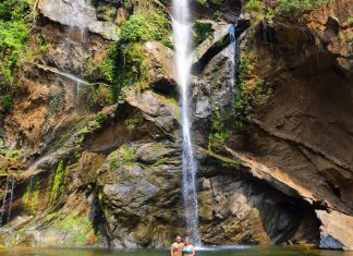 Mork Fa Waterfall