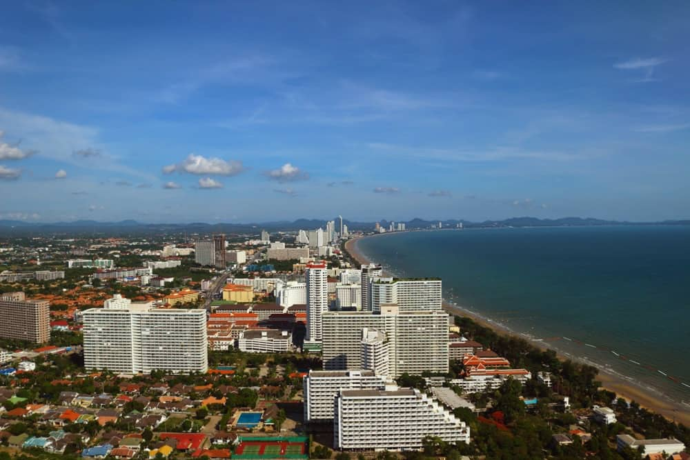Pattaya Park Tower - the best attraction in Pattaya