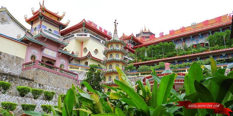 Kek Lok Si temple inside