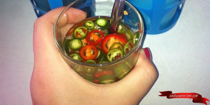 Pickled chilli pepper