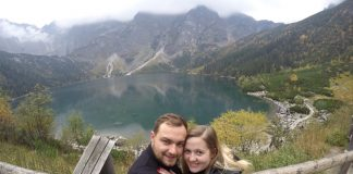 Morskie Oko in Poland