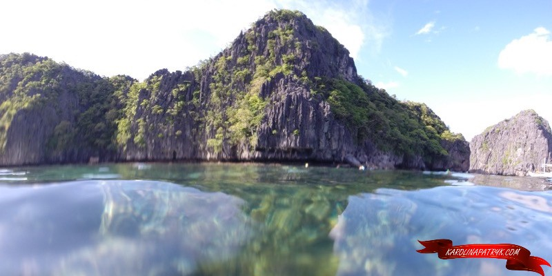 The Permian to Paleogene rocks and limestone cliffs of El Nido