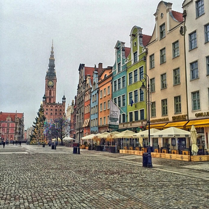Gdansk interesting facts old town