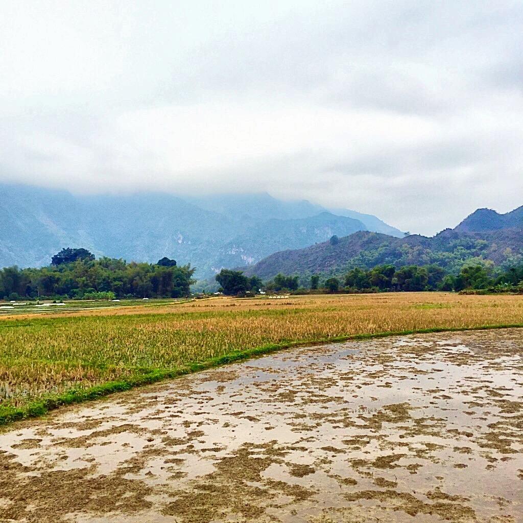 Mai Chau town