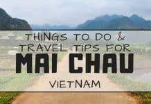 What to Do in Mai Chau Vietnam? Things to Do + Mai Chau Eco Lodge Review