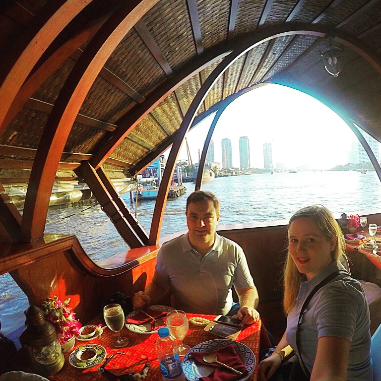 Loy Nava dinner cruise