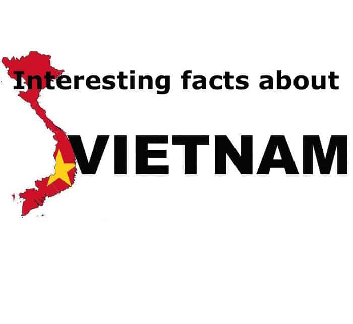Vietnam interesting facts - 10 things you didn't know about!
