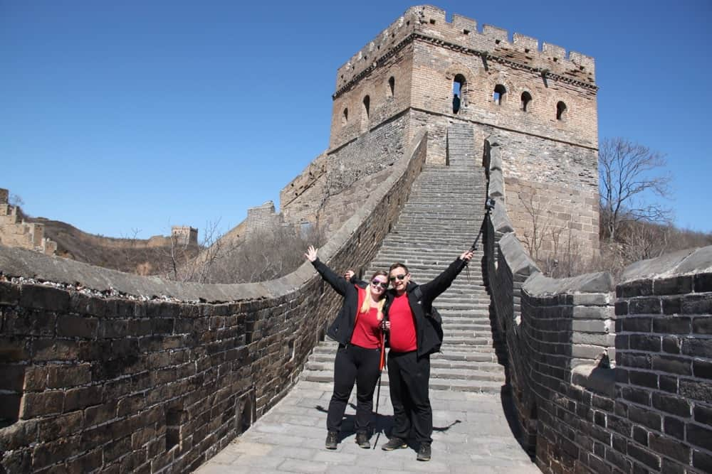 Amazing trek at Great Wall Beijing