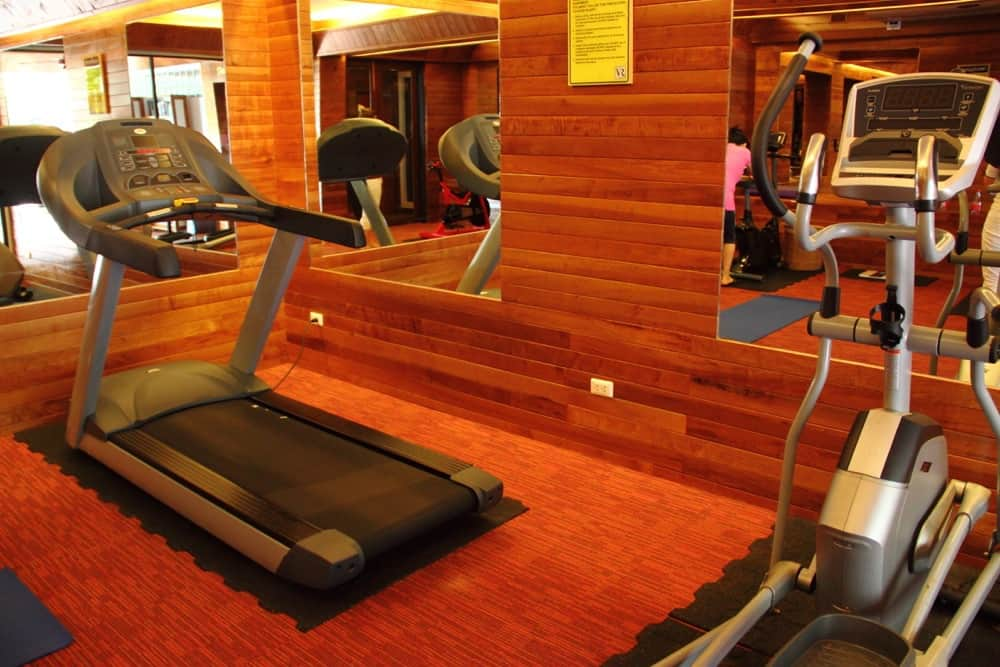 Gym at Villa Royale Phuket