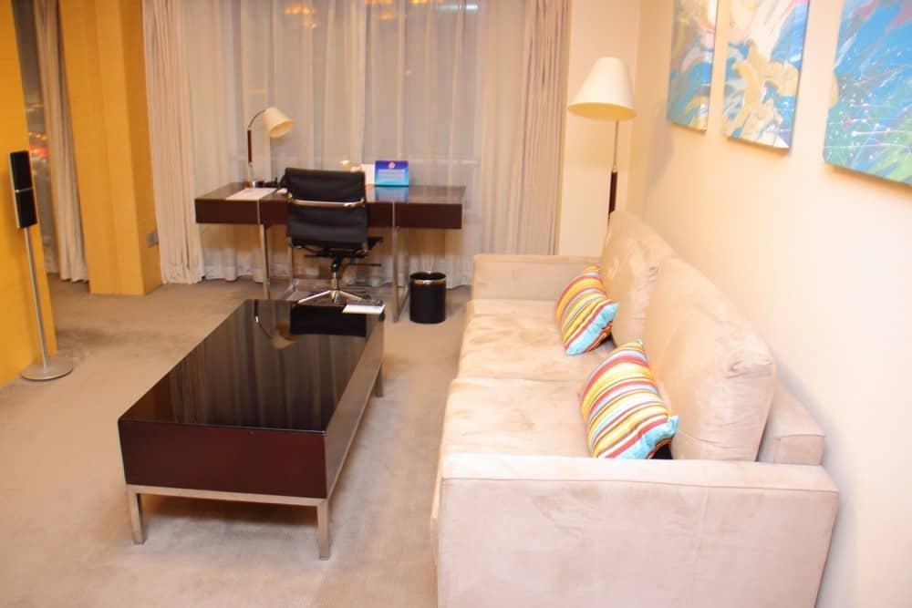 Executive suite Hotel Jen Upper East Beijing