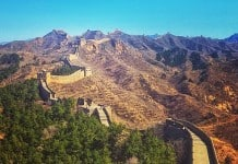 The Great Wall of China Beijing