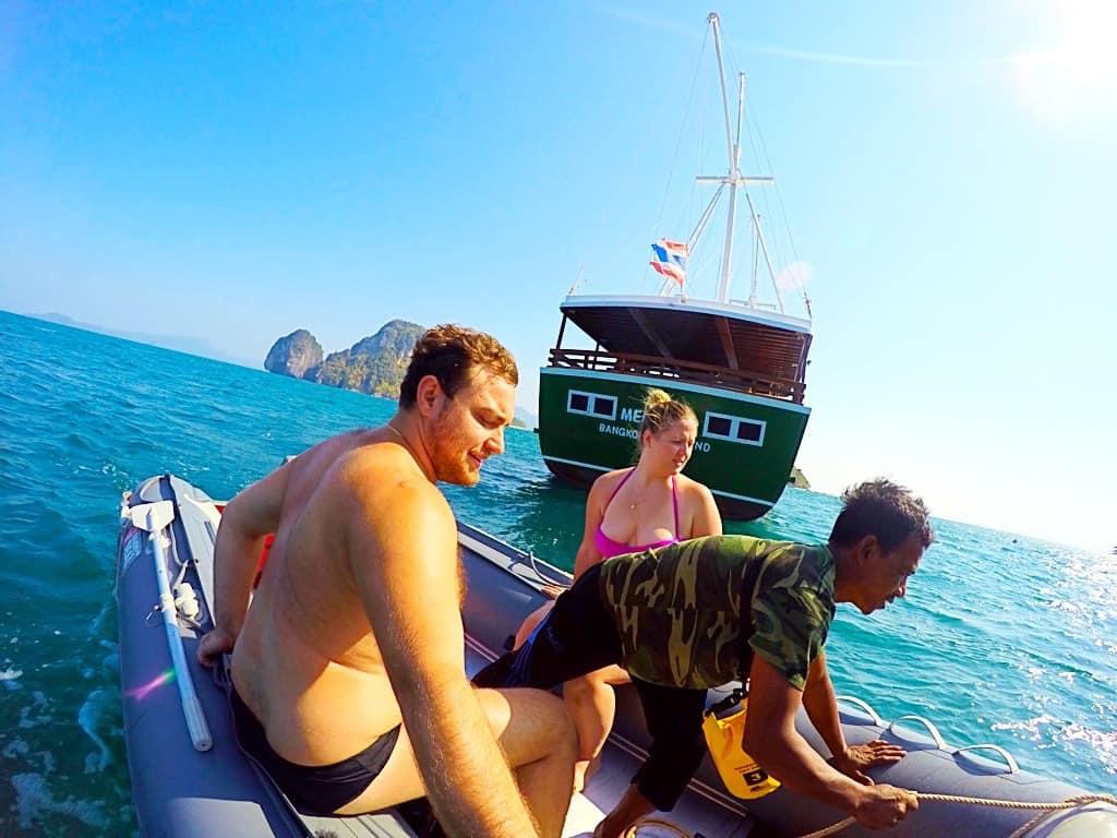 Merdeka speed boat
