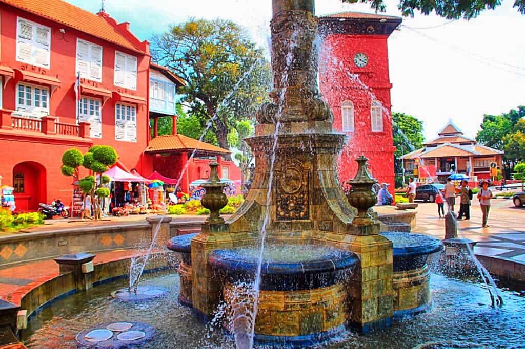 Queen Victoria's Fountain
