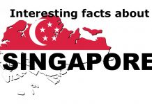 Singapore interesting facts