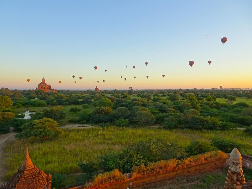 Bagan's Secret Temple: The Best Place to Watch Sunrise