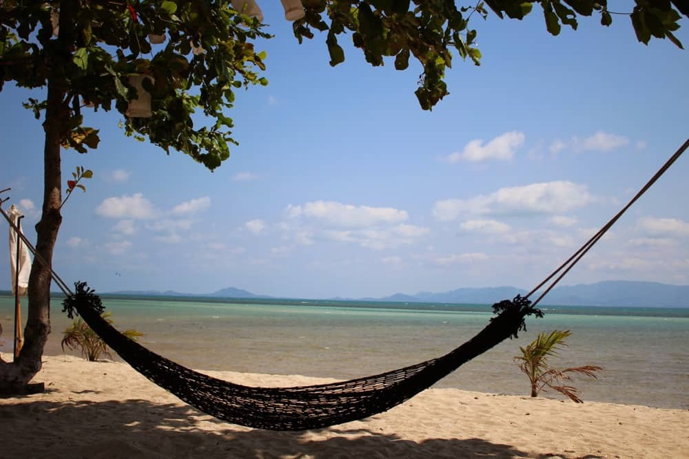 Hammock on Koh Phangan island