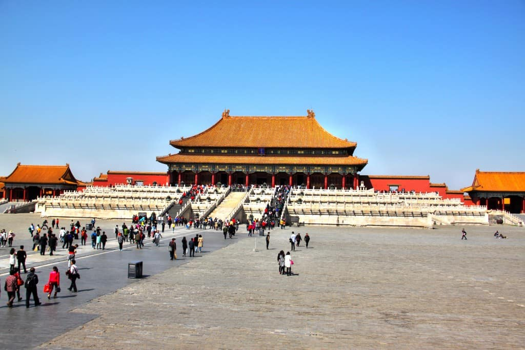 Forbidden City (The Palace Museum) Beijing