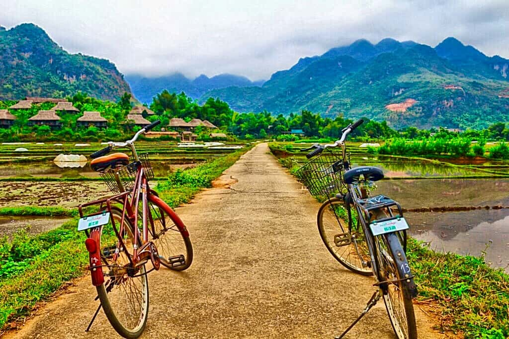 Mai Chau in Vietnam Fall in Love With Vietnam