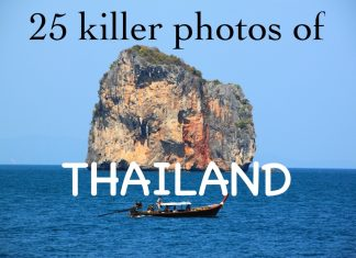 25 killer photos of Thailand