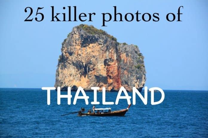 25 killer photos of Thailand