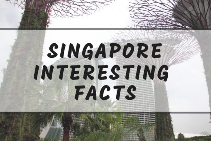 Interesting Singapore facts