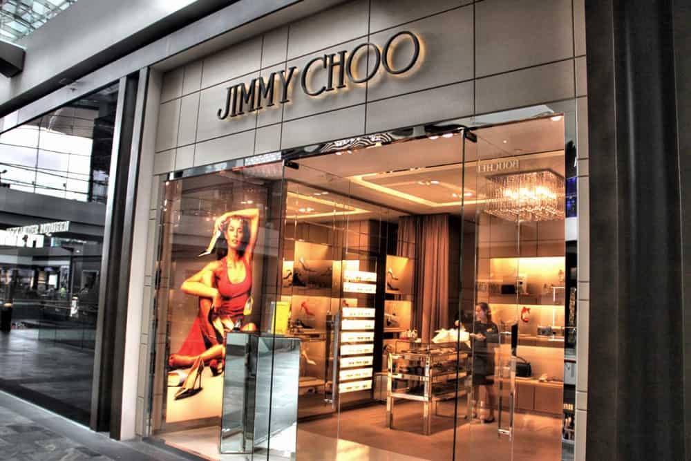 jimmy choo shop