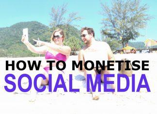 How to monetise social media