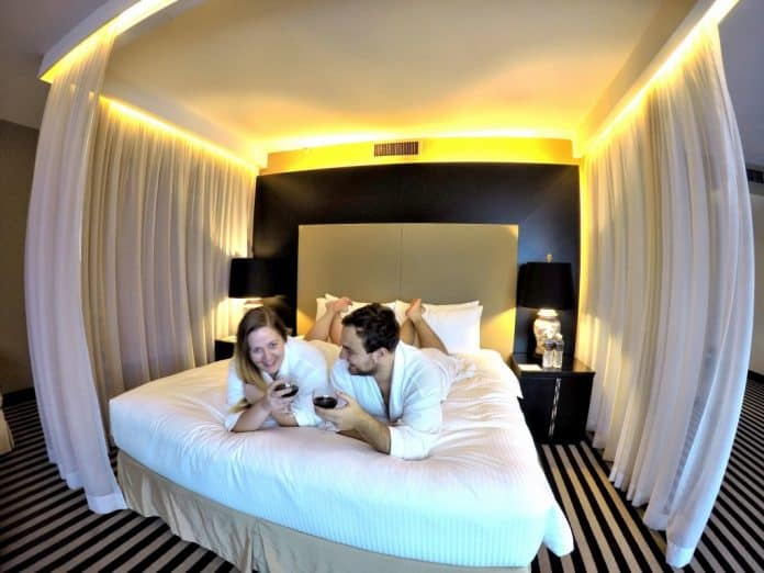 Recommended hotels and places to stay
