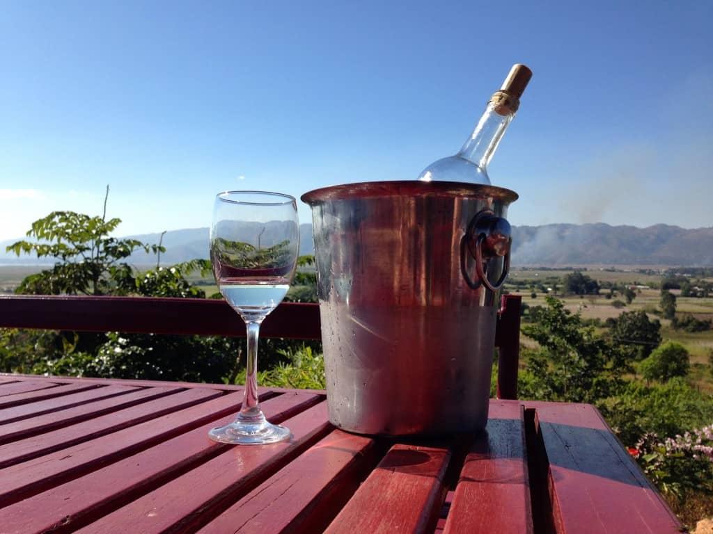 Winery inle Lake Great Big Globe