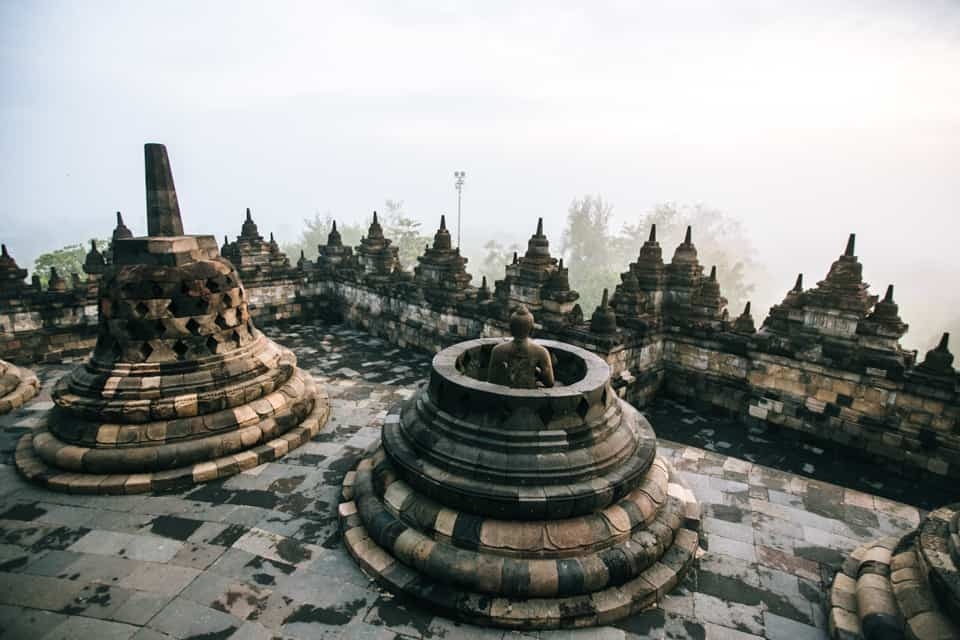 Borobudur by Lindsay from Frugal Frolicker